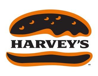 Logo : Harvey's Canada (Groupe CNW/Harvey's Canada)
