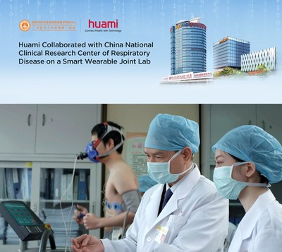 Huami Partnered with Nanshan Zhong's Team to Combat COVID-19 Coronavirus on a Joint Lab