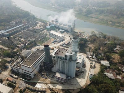 Shanghai Electric's 225MW combined cycle power plant in Sylhet featuring patented air-cooled generator will increase the national electricity output by 640 million kWh annually