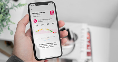 One Drop | Real-TIme Glucose Forecasts (PRNewsfoto/One Drop)