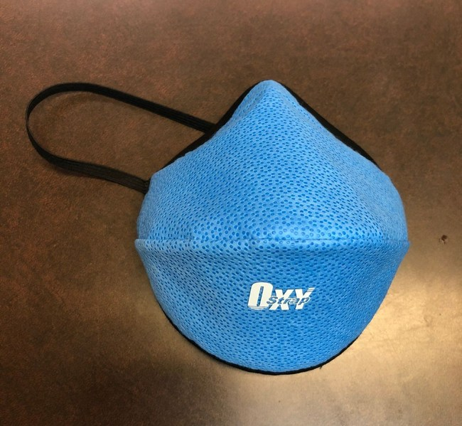 OxyStrap International Inc., (https://oxystrap.com/ ), a San Diego, CA-based health innovation company, which manufactures fitness trackers, announced today that it has shifted its manufacturing focus to produce effective N95 equivalent protective masks to help in the effort to stop the spread of the Coronavirus. Manufactured in the U.S., the OxyStrap protective face mask is a premier quality product, which is carefully hand-made with an effective microbiological barrier material.