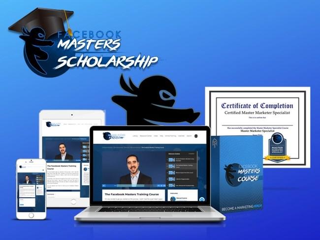 Facebook Masters Course Scholarship Program