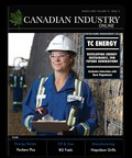 Sara Kopamees interviews TC Energy for Canadian Industry magazine