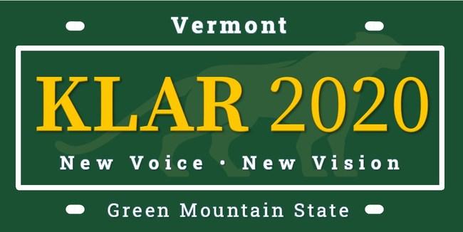 Klar for Vermont