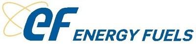 Energy Fuels Inc. (CNW Group/Energy Fuels Inc.) (CNW Group/Energy Fuels Inc.)