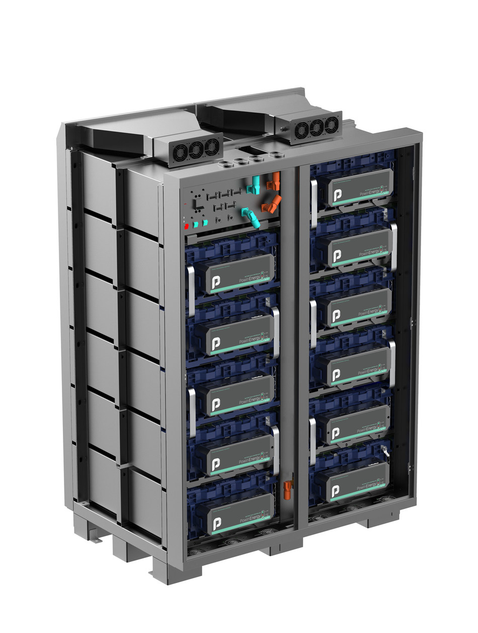 Powin Battery Stack