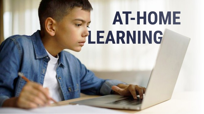 At Home Learning Package. https://www.revroad.com/athomelearning/