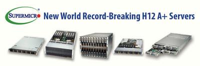 Supermicro推出行业内涵盖最广泛的搭载第二代AMD EPYC(TM)处理器的系统产品组合