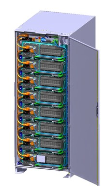 CATL Liquid Cooling LFP Battery Rack