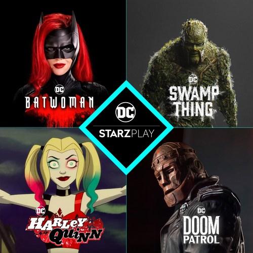 STARZPLAY Warner Bros Deal 1