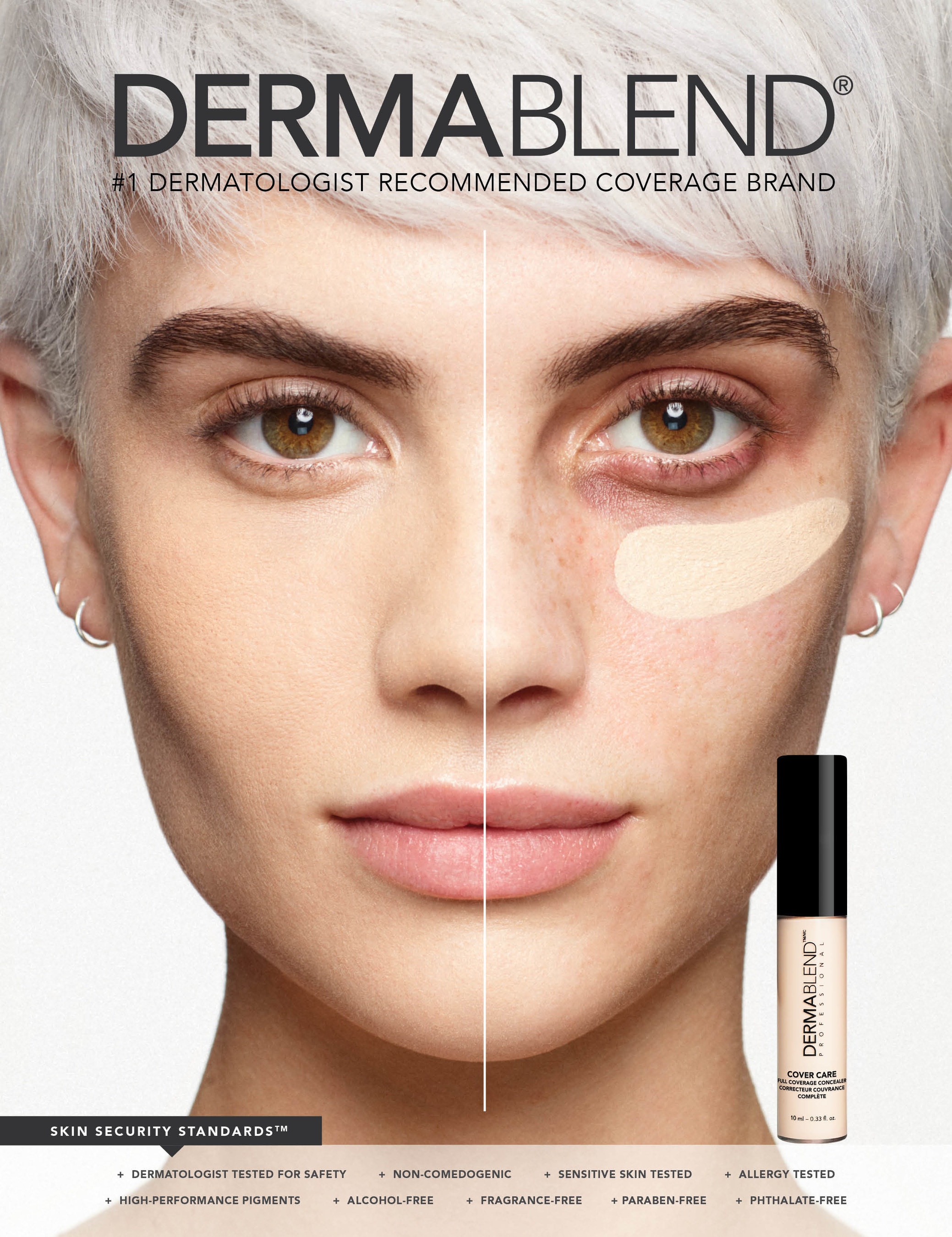 Cover Care Full Coverage Concealer by dermablend #3