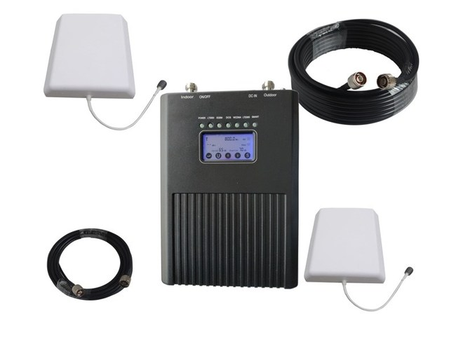 Mobile Phone Signal Booster for All Networks Nikrans NS-2000-Smart by MyAmplifiers