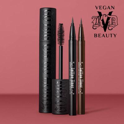 KVD Vegan Beauty Tattoo Liner and Go Big or Go Home Mascara