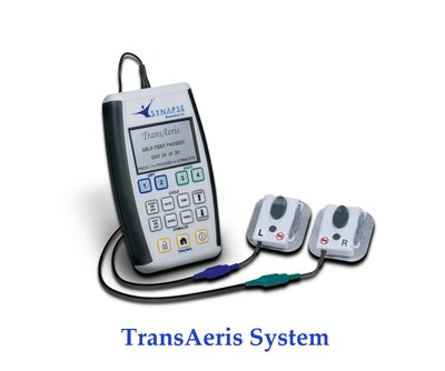 The TransAeris system addresses this issue by conditioning a patient's diaphragm to reduce/avoid VIDD. Models suggest the technology—which recently received CE Mark approval and is under clinical investigation in the U.S - could reduce ventilator burden in COVID-19 patients by 26 percent, helping to free up more ventilators in a time of great demand.