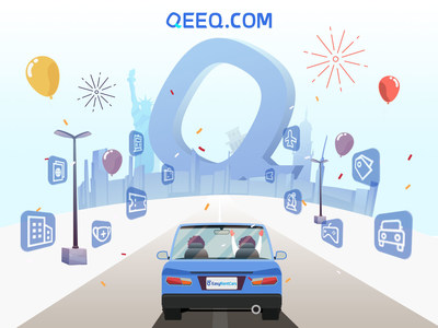 The brand evolution to QEEQ represents our expansion into broader services rather than just car rentals, with more savings for our customers.