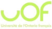 Logo: l'Université de l'Ontario français (UOF) (CNW Group/Université de l'Ontario français (UOF))