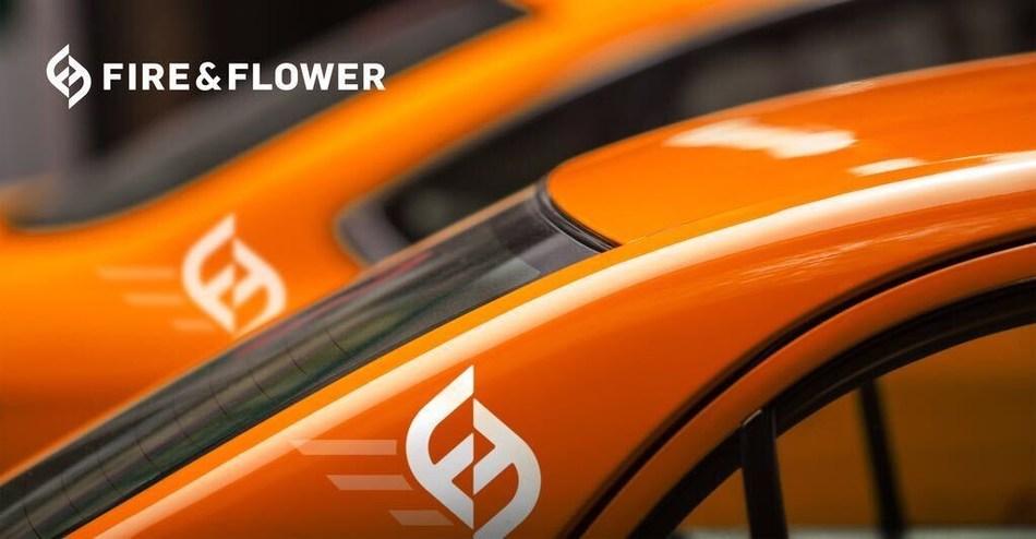 Fire & Flower Deliver - (c) 2020 Fire & Flower Holdings Corp. (CNW Group/Fire & Flower Holdings Corp.)