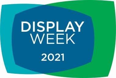 Display Week 2020 Logo (PRNewsfoto/SID)