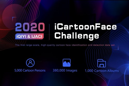 iQIYI Launches iCartoonFace Challenge Together with IJCAI-PRICAI 2020