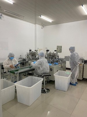 IT Tech Packaging, Inc. Plans a Production Line to Produce Face Masks