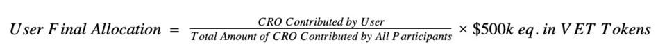 Syndicate Lite Allocation Distribution (PRNewsfoto/Crypto.com)