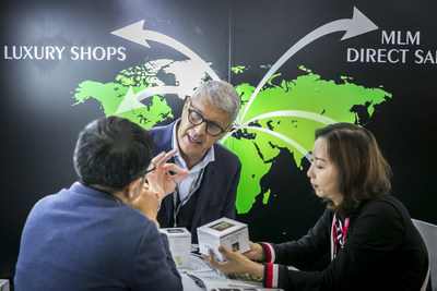 Visit South China Beauty Expo website to pre-register and meet with industry experts