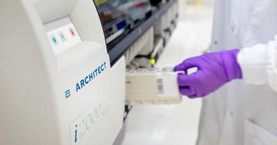 Abbott's new lab COVID-19 antibody test will run on Abbott's ARCHITECT i1000SR and i2000SR laboratory instruments