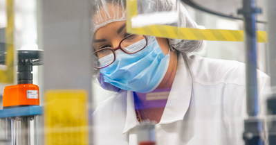 Abbott scientist creates SARS-CoV-2 IgG kit samples to run on its ARCHITECT i1000SR and i2000SR lab instruments