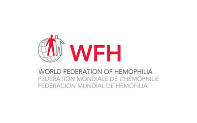 Logo: WFH (CNW Group/World Federation of Hemophilia)
