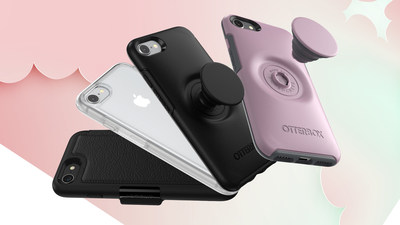 Spring into protection against drops and bumps with an array of stylish and protective cases for Apple iPhone SE (2nd gen).
