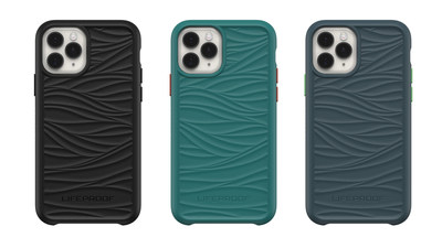 LifeProof today announced WĀKE, a new case line made from recycled ocean-based plastics, to help prevent those plastics from reaching the ocean.