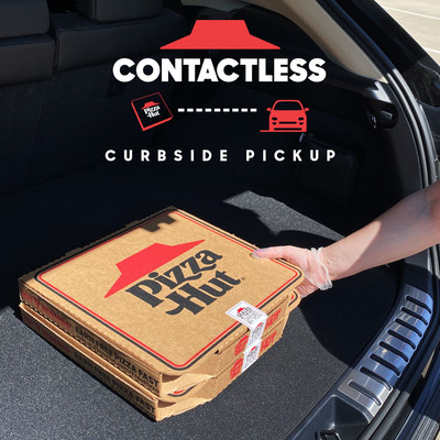 Pizza Hut today launched contactless curbside pickup nationwide and unveiled new pizza box safety seals. The brand will also be implementing pre-shift temperature checks, installing counter shields and distributing nearly 13 million non-surgical grade masks to employees at all restaurants across the country.