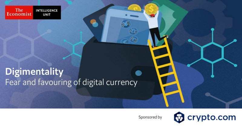 Crypto.com Sponsored The Economist Intelligence Unit Research on Digital Currencies