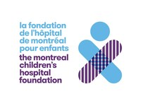 Logo: The Montreal Children's Hospital Foundation (CNW Group/The Montreal Children's Hospital Foundation)