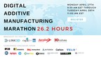 Link3D, RAPID + TCT, AeroDef and 3Dnatives to Host Nonstop Digital Additive Manufacturing Marathon