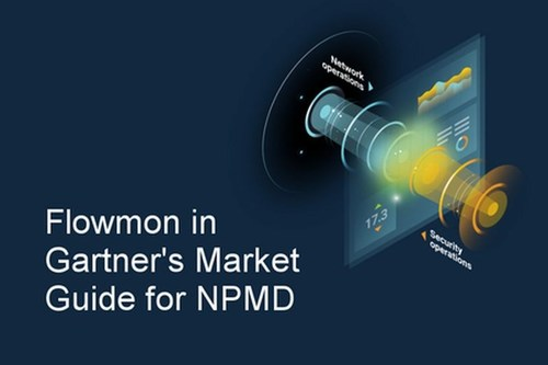 Flowmon Recognized in Gartner's Market Guide for Network Performance Monitoring and Diagnostics 2020