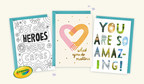"""Hallmark Provides Opportunity to Say """"Thank You"""" to Workers with 2 Million Card Donation"""