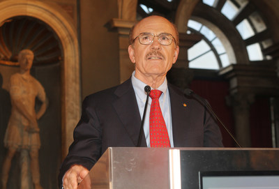 The Nobel Prize for Medicine Louis Ignarro, member of the Scientific Committee of Fondazione Internazionale Menarini