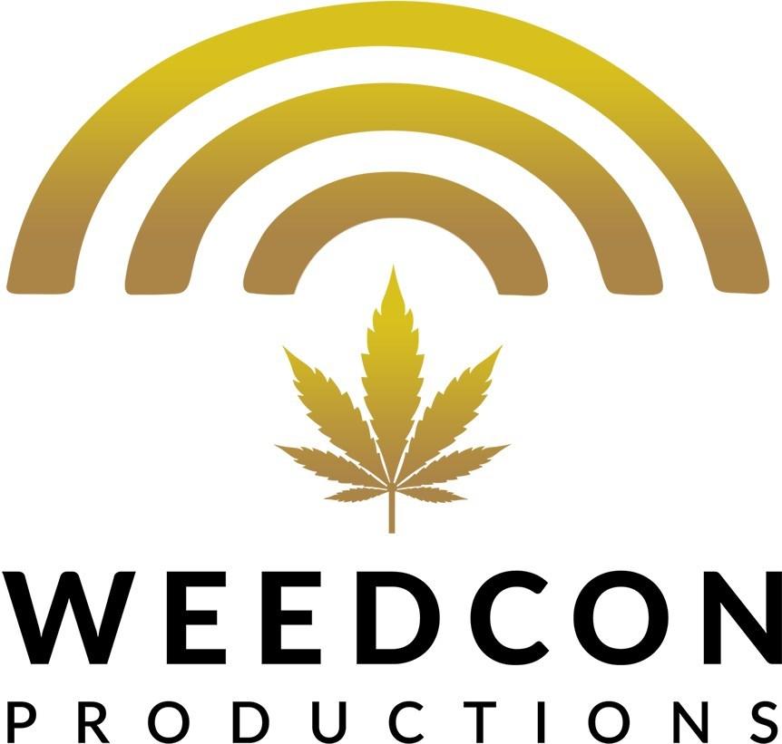 WeedCon Productions Logo (PRNewsfoto/WeedCon Productions)
