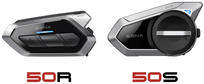 Sena's Mesh 2.0 Intercom brings a new level of robust, reliable connections and flexible network message routing to the 50R and 50S thanks to significant technical enhancements made to the original Sena Mesh Intercom? algorithm.