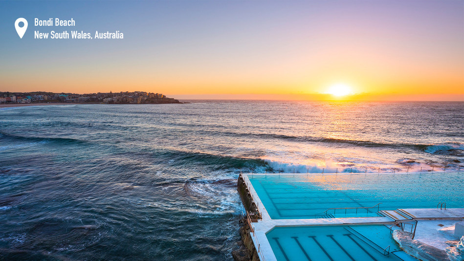 Bondi Icebergs - Credit: Destination NSW