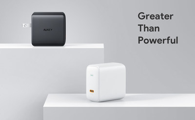 AUKEY Releases Ultra-Compact 100W USB-C Charger