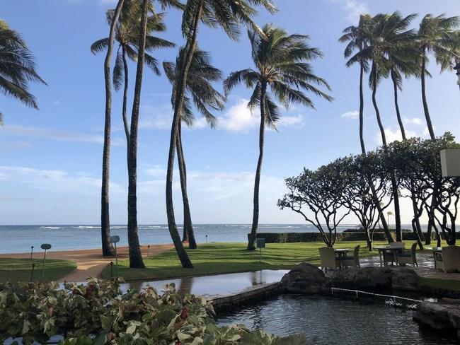 تعطیلات بهشت در هاوایی