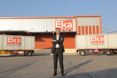 Mr.Chaiwat Nantiruj, Eka Global's Group CEO