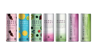 Rebel Coast expands product line to include sparkling wine and seltzers.