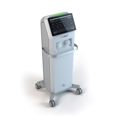 Rendering of CAE Air1 ventilator (CNW Group/CAE INC.)
