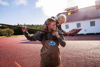 100% of Ocean Spray's cranberries verified as sustainably grown using FSA, becoming the first fruit cooperative worldwide to achieve a 100% FSA verification.