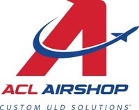 ACL Airshop logo. ACL Airshop is a technology-driven air cargo logistics services and manufacturing specialist with expert coverage at more than 50 of the world's top 100 cargo airports on 6 continents, serving 200 of the world's major airlines and other transportation customers. For more information visit www.ACLairsop.com.