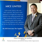 TCEB Launches Campaign to Strengthen MICE Entrepreneurs in Response to COVID-19 Outbreak