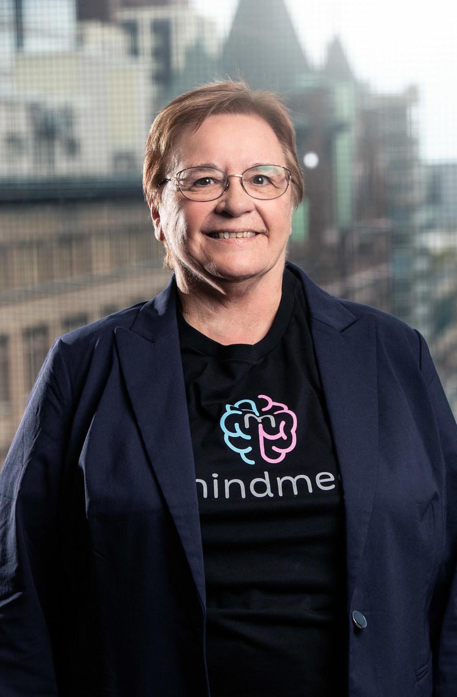 Jeanne Bonelle: EVP, Technical Operations at MindMed